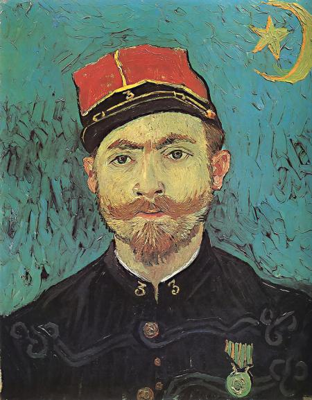 vincent-van-gogh-portrait-of-millet-2nd-lieutenant-of-the-zouaves-arles-1888-alexandru-sebastian